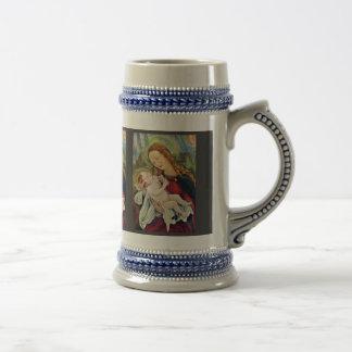 The Birth Of Christ  By Grünewald Mathis Gothart ( Coffee Mugs