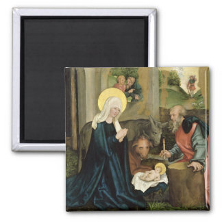 The Birth of Christ Magnets