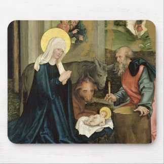 The Birth of Christ Mouse Pad