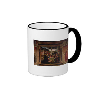 The Birth of Christ Coffee Mug