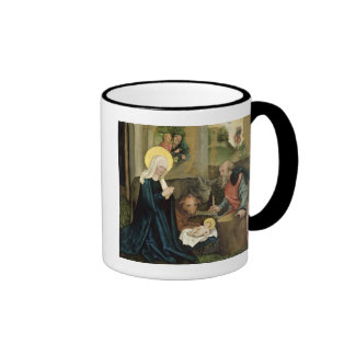 The Birth of Christ Coffee Mugs