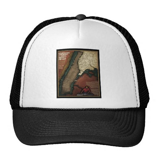 The Birth of Hip Hop Hat