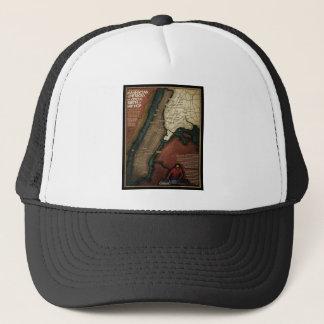 The Birth of Hip Hop Trucker Hat