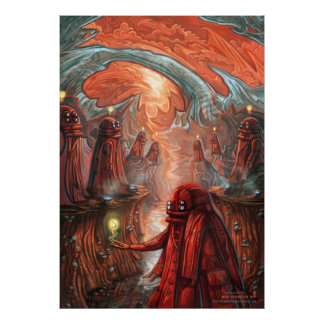 The Birth of Imagination-print Poster