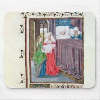 The Birth of Louis Mouse Pad