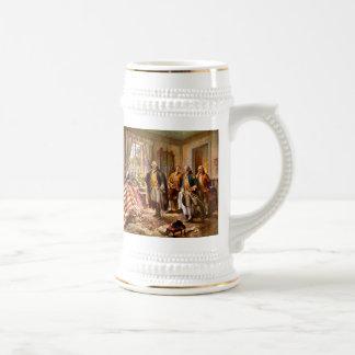 """The Birth Of Old Glory"" Coffee Mug"