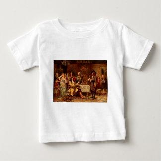 The Birth of Pennsylvania Jean Leon Gerome Ferris Baby T-Shirt