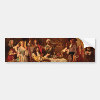 The Birth of Pennsylvania Jean Leon Gerome Ferris Bumper Sticker