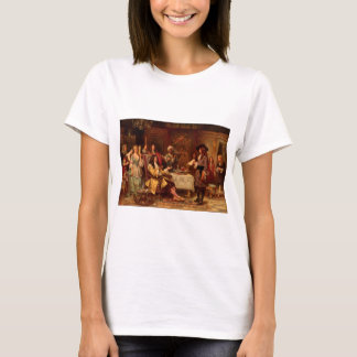 The Birth of Pennsylvania Jean Leon Gerome Ferris T-Shirt