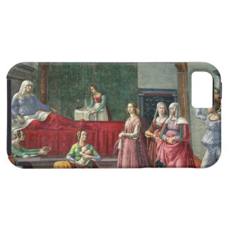 The Birth of St. John the Baptist (fresco) (see al iPhone SE/5/5s Case