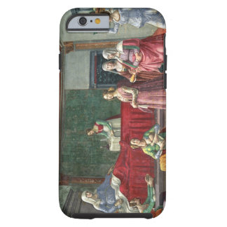 The Birth of St. John the Baptist (fresco) (see al Tough iPhone 6 Case