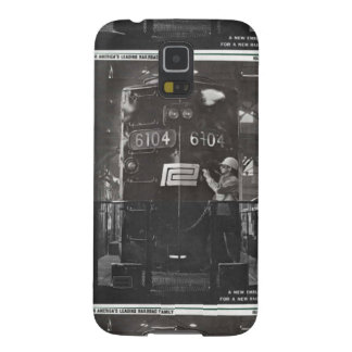 The Birth of The Penn Central Railroad Galaxy S5 Case