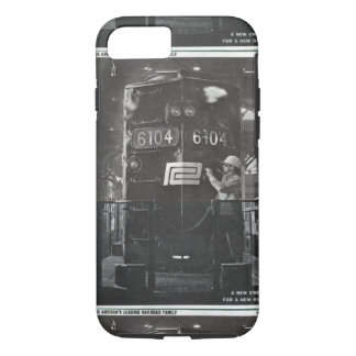 The Birth of The Penn Central Railroad iPhone 8/7 Case