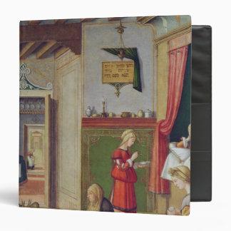 The Birth of the Virgin, 1504-08 Binder