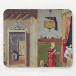 The Birth of the Virgin, 1504-08 Mouse Pad