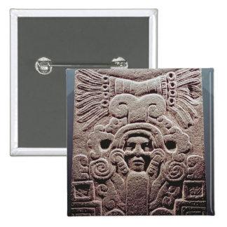 The Birth of Topiltzin , 800-1100 Pinback Button