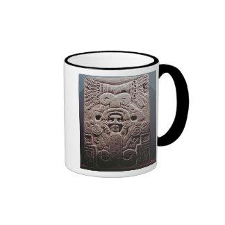 The Birth of Topiltzin , 800-1100 Ringer Mug