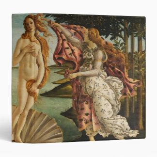 The Birth of Venus Binder