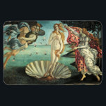 "The Birth of Venus Botticelli Flex Magnet<br><div class=""desc"">The Birth of Venus Botticelli Flex Magnet</div>"