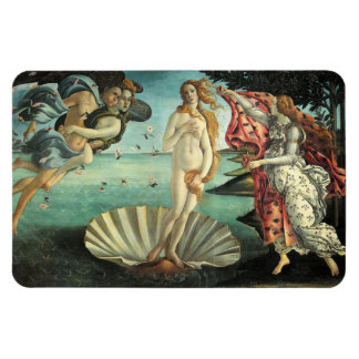 The Birth of Venus Botticelli Flex Magnet