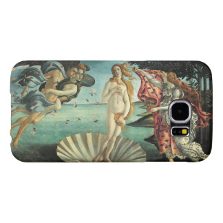 The Birth of Venus Botticelli Samsung Galaxy S6 Case