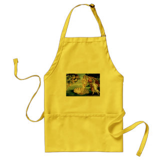 The Birth of Venus by Botticelli Adult Apron