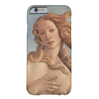 The Birth of Venus by Botticelli, Renaissance Art Barely There iPhone 6 Case