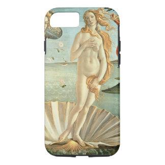 The Birth of Venus, c.1485 (tempera on canvas) iPhone 8/7 Case