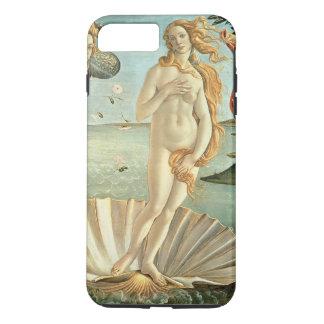 The Birth of Venus, c.1485 (tempera on canvas) iPhone 8 Plus/7 Plus Case