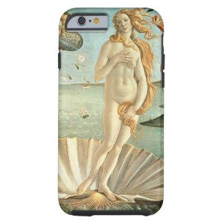 The Birth of Venus, c.1485 (tempera on canvas) Tough iPhone 6 Case