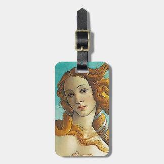 The Birth of Venus - Close up Bag Tag