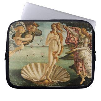 The Birth of Venus Computer Sleeve