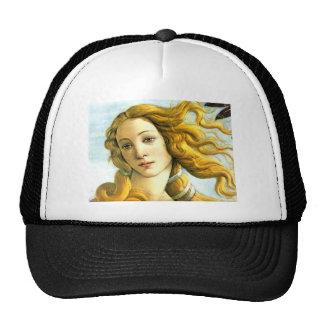 The Birth of Venus - detail  Hat