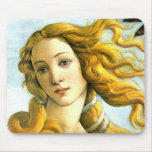 The Birth of Venus -detail Mouse Pad