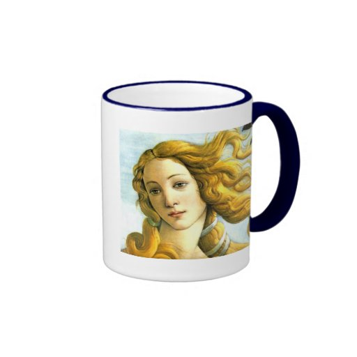 The Birth of Venus - detail Mug