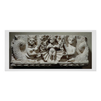 The Birth of Venus (limestone) Poster