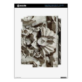 The Birth of Venus (limestone) Skin For iPad 3