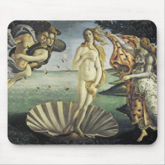 The Birth of Venus Mouse Pad
