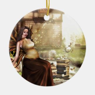 The Birth Christmas Ornament
