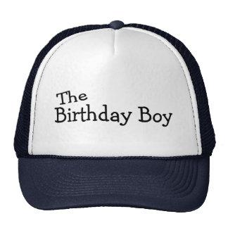 The Birthday Boy Trucker Hat