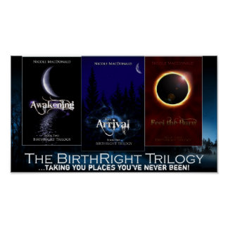 The Birthright Trilogy Poster