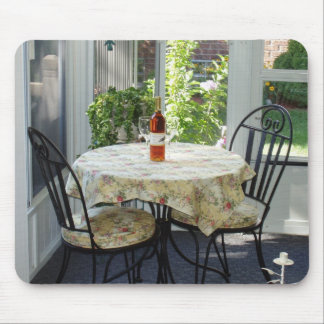 The Bistro Table Mouse Pads