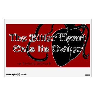 The Bitter Heart Room Graphics