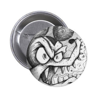 The Bitter Rat Blues Pinback Button