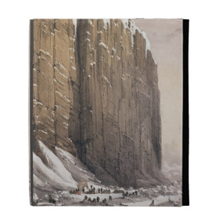 The Bivouac, Cape Seppings, from 'Ten Coloured Vie iPad Cases