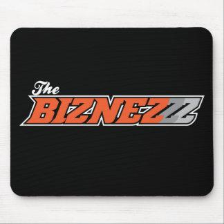 The Biznezzz Mouse Pad