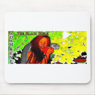'The Black Bible': Adam & Eve Mouse Pad