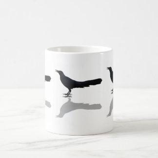 The Black Bird Coffee Mug
