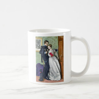 """The Black Brunswicker"" by Millais Coffee Mug"