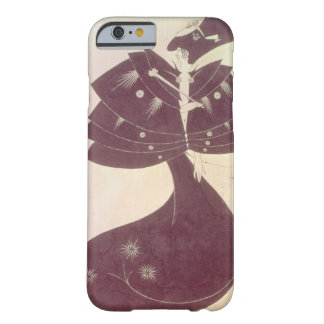 The Black Cape, illustration for the English editi Barely There iPhone 6 Case